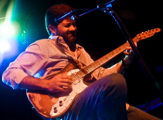 Tab Benoit ... June 28