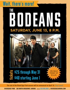 The BoDeans 2015