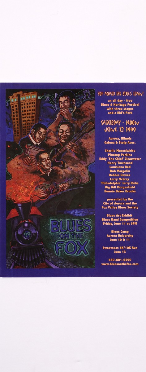 Blues on the Fox 1999