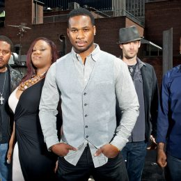 Robert Randolph & The Family Band 2013