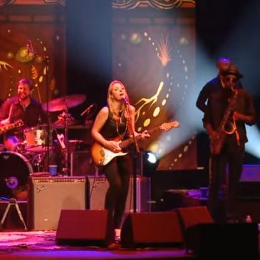 Tedeschi Trucks Headlines Blues on the Fox