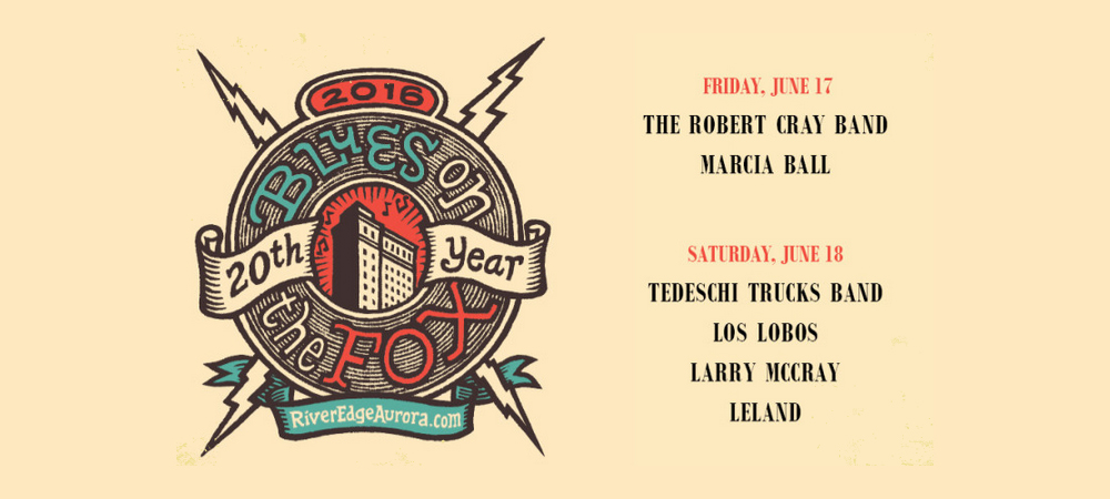 Blues on the Fox - 20th Anniversary