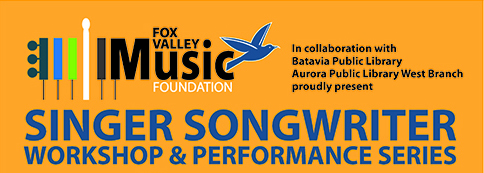 Summer Songwriter Workshop and Performance Series