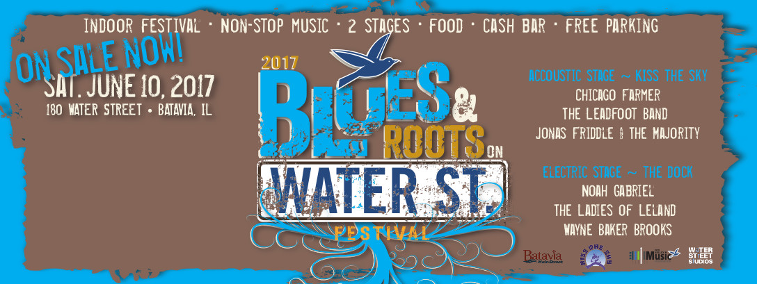 2017 Blues & Roots on Water Street