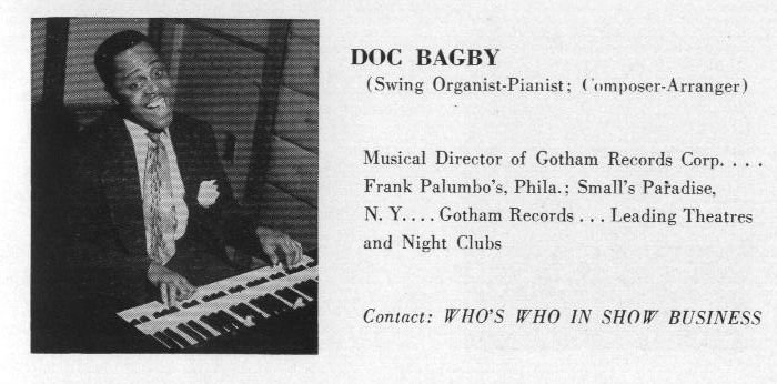 Doc Bagby