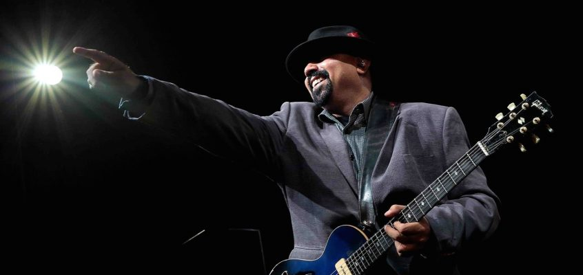 Wayne Baker Brooks to Headline Blues on Water Street 2017