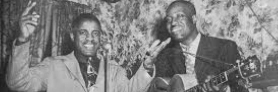 "John Lee ""Sonny Boy"" Williamson & Big Bill Broonzy"